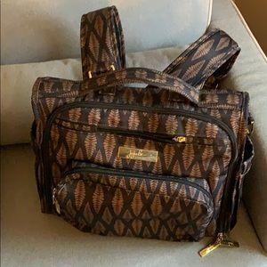 JuJuBe B.F.F Diaper Bag - The Versailles $50